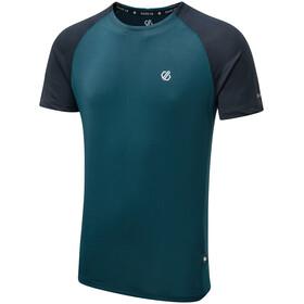 Dare 2b Peerless Camiseta Hombre, majolica blue/outerspace blue